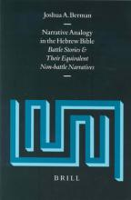 Narrative Analogy in the Hebrew Bible