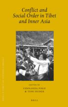 Conflict and Social Order in Tibet and Inner Asia