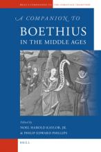 A Companion to Boethius in the Middle Ages
