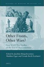 Other Fronts, Other Wars?