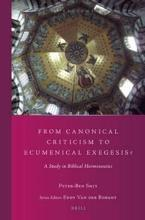 From Canonical Criticism to Ecumenical Exegesis?