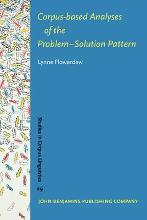 Corpus-based Analyses of the Problem-solution Pattern
