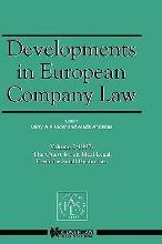 Developments In European Company Law The Quest For An Ideal Legal - Legal form books