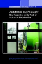 Architecture And Philosophy  Jeanjacques Lecercle