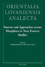Sources and Approaches Across Disciplines in Near Eastern Studies