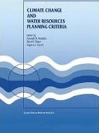 Climate Change and Water Resources Planning Criteria