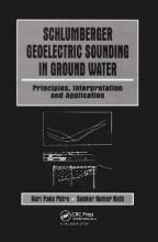Schlumberger Geolectric Sounding in Ground Water