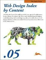 Web Design Index by Content .05