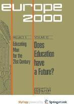 Does Education Have a Future?