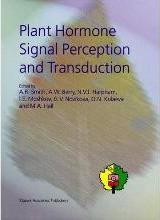 Plant Hormone Signal Perception and Transduction