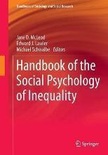Handbook of the Social Psychology of Inequality 2014