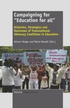 Campaigning for Education for All
