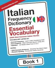 Italian Frequency Dictionary - Essential Vocabulary