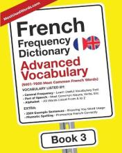 French Frequency Dictionary - Advanced Vocabulary