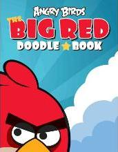 Angry Birds: Big Red Doodle Book