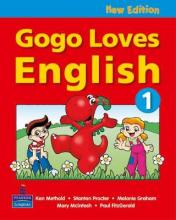 Gogo Loves English STUDENT BOOK 1