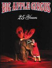 Big Apple Circus 25th Anniversary Book
