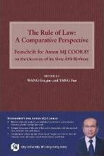 The Rule of Law: A Comparative Perspective