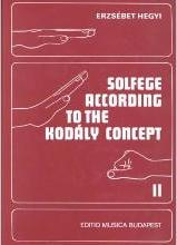 Solfege According to the Kodaly Concept