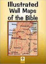 Iiustrated Wall Maps of the Bible