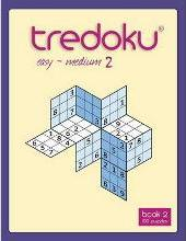 Tredoku - Easy-Medium 2