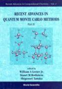 Recent Advances In Quantum Monte Carlo Methods - Part Ii