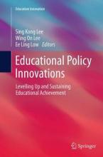 Educational Policy Innovations