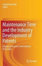 Maintenance Time and the Industry Development of Patents 2016