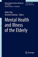 Mental Health and Illness of the Elderly