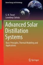 Advanced Solar-Distillation Systems