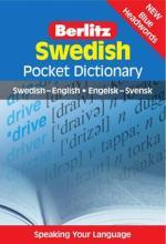 Berlitz: Swedish Pocket Dictionary