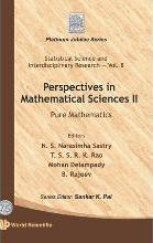 Perspectives In Mathematical Science Ii: Pure Mathematics