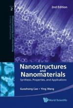 Nanostructures And Nanomaterials By Guozhong Cao Pdf