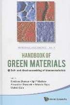 Handbook of Green Materials, Volume 5