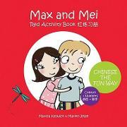 Max & Mei Red Activity Book