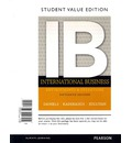 International Business, Student Value Edition
