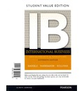 International Business, Student Value Edition Plus 2014 Mymanagementlab with Pearson Etext -- Access Card Package