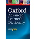 Oxford Advanced Learner's Dictionary: Paperback with CD-ROM (Includes Oxford iWriter)