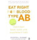 Eat Right for Blood Type AB: Individual Food, Drink and Supplement Lists