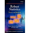 Robust Statistics: Theory and Methods