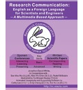 Research Communication Efl for Scientists and Engineers - Jonathon David White