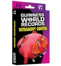 Guinness World Records(r) Outrageous Oddities Learning Cards