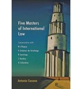 Five Masters of International Law: Conversations with R-J Dupuy, e Jimenez De Arechaga, R Jennings, l Henkin and O Schachter
