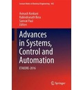 9789811047619 - Avinash Konkani: Advances in Systems, Control and Automation - Book
