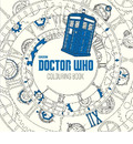 Doctor Who: The Colouring Book