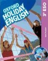 Holiday English 3.º ESO. Student's Pack Spanish 3rd Edition