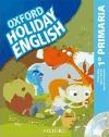 Holiday English 1.º Primaria. Pack Spanish 3rd Edition