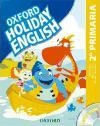Holiday English 2.º Primaria. Pack Spanish 3rd Edition