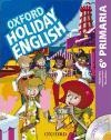 Holiday English 6.º Primaria. Pack Spanish 3rd Edition