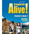 English Alive! 2 Student's Book + multi-ROM